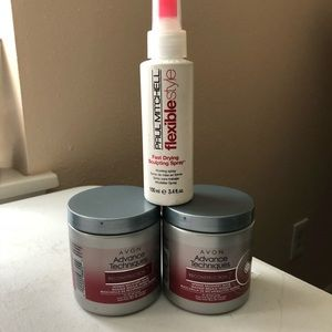 Avon and Paul Mitchell Hair Products